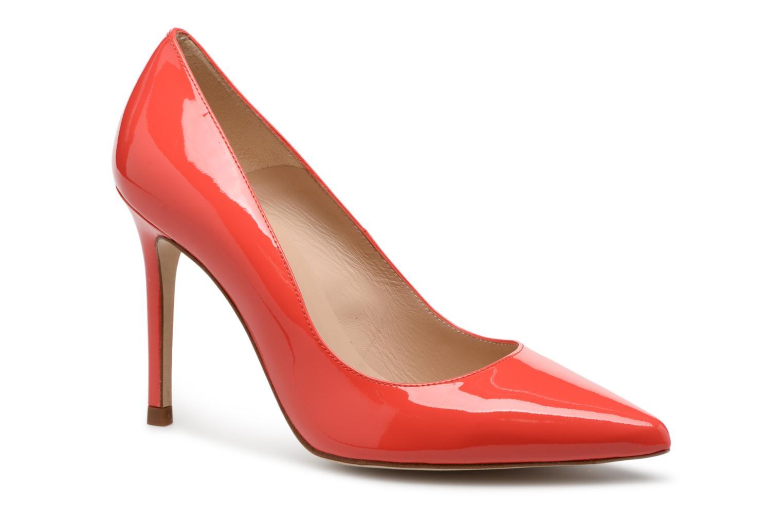 High heels L.K. Bennett Fern Orange detailed view/ Pair view