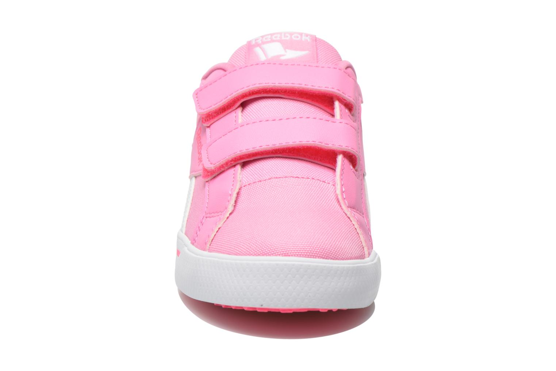Baskets Reebok Reebok Royal Comp Alt Cvs Rose vue portées chaussures
