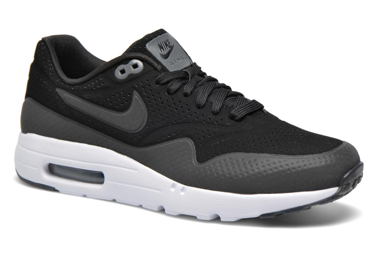 Baskets Nike Nike Air Max 1 Ultra Moire Noir vue détail/paire