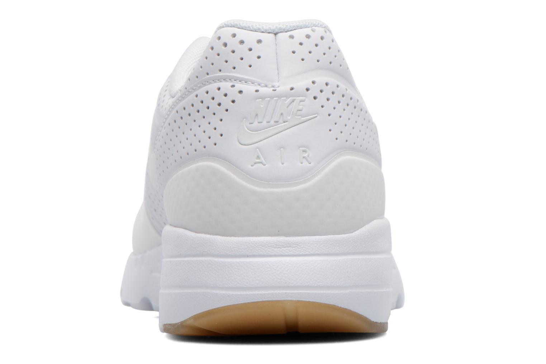 Baskets Nike Nike Air Max 1 Ultra Moire Blanc vue droite