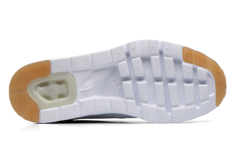 Baskets Nike Nike Air Max 1 Ultra Moire Blanc vue haut