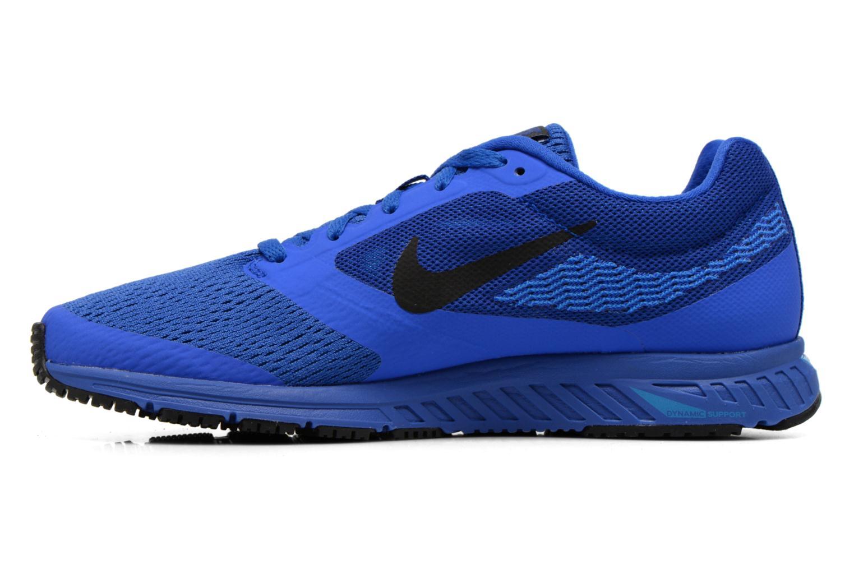 Sportschoenen Nike Nike Air Zoom Fly 2 Blauw voorkant