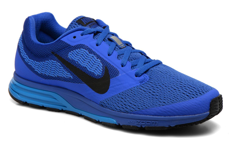 Nike Air Zoom Fly 2 Racer Blue/Black-Photo Blue
