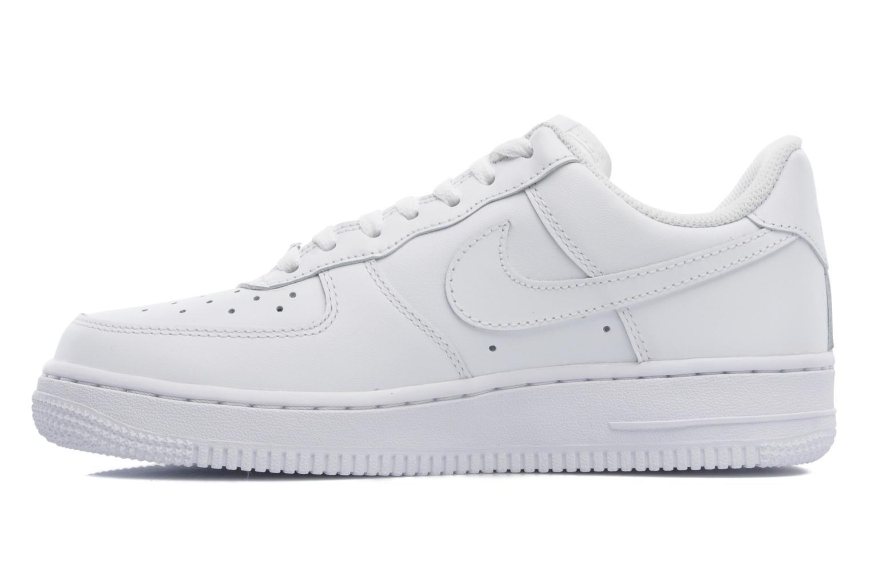 Sneakers Nike Wmns Air Force 1 '07 Vit bild från framsidan
