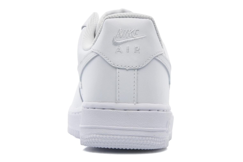 Sneakers Nike Wmns Air Force 1 '07 Vit Bild från höger sidan