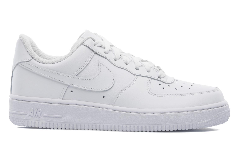 Sneakers Nike Wmns Air Force 1 '07 Vit bild från baksidan