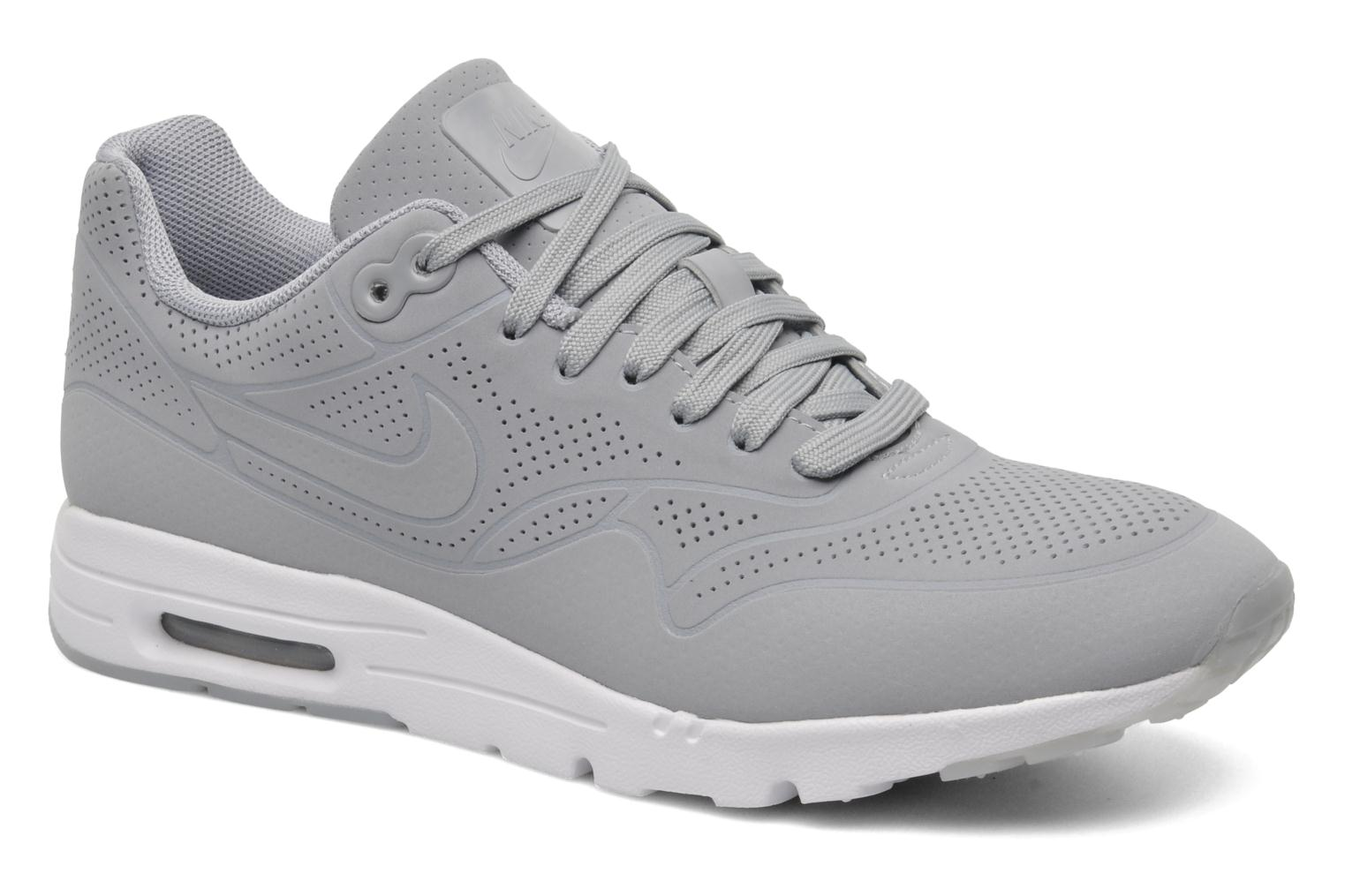 nike air max 1 ultra moire dames zwart