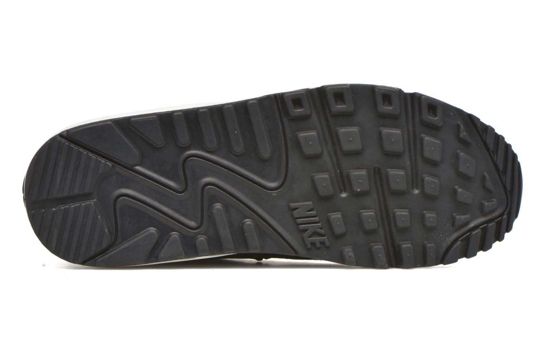 Baskets Nike Wmns Air Max 90 Prem Noir vue haut