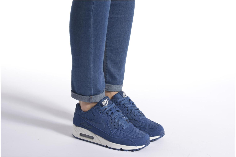 Sneakers Nike Wmns Air Max 90 Prem Zwart onder