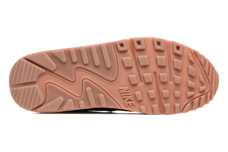 Sneakers Nike Wmns Air Max 90 Prem Zwart boven
