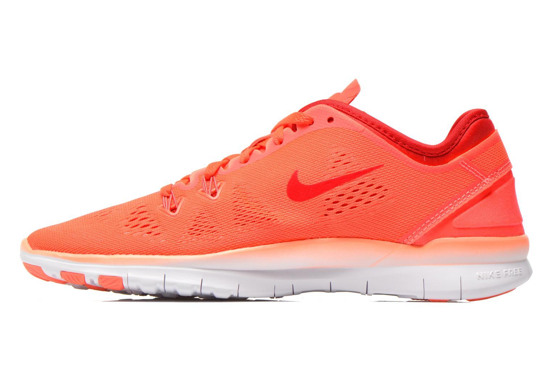 Chaussures de sport Nike Wmns Nike Free 5.0 Tr Fit 5 Orange vue face