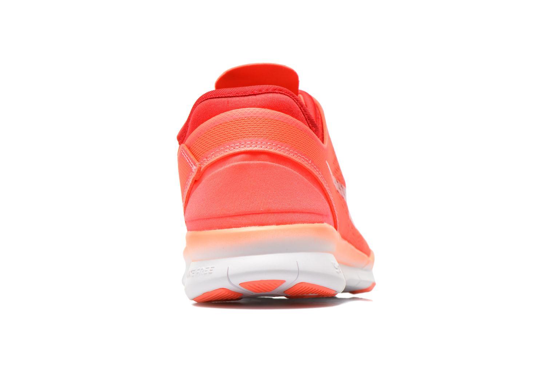 Chaussures de sport Nike Wmns Nike Free 5.0 Tr Fit 5 Orange vue droite