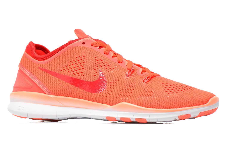 Chaussures de sport Nike Wmns Nike Free 5.0 Tr Fit 5 Orange vue derrière