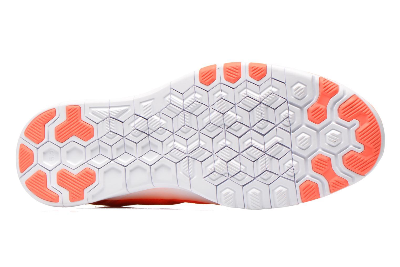 Chaussures de sport Nike Wmns Nike Free 5.0 Tr Fit 5 Orange vue haut