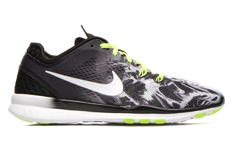 Sportschuhe Nike Wmns Nike Free 5.0 Tr Fit 5 Prt schwarz ansicht von hinten