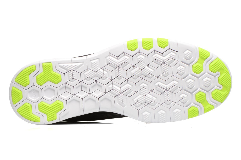 Sportschuhe Nike Wmns Nike Free 5.0 Tr Fit 5 Prt schwarz ansicht von oben