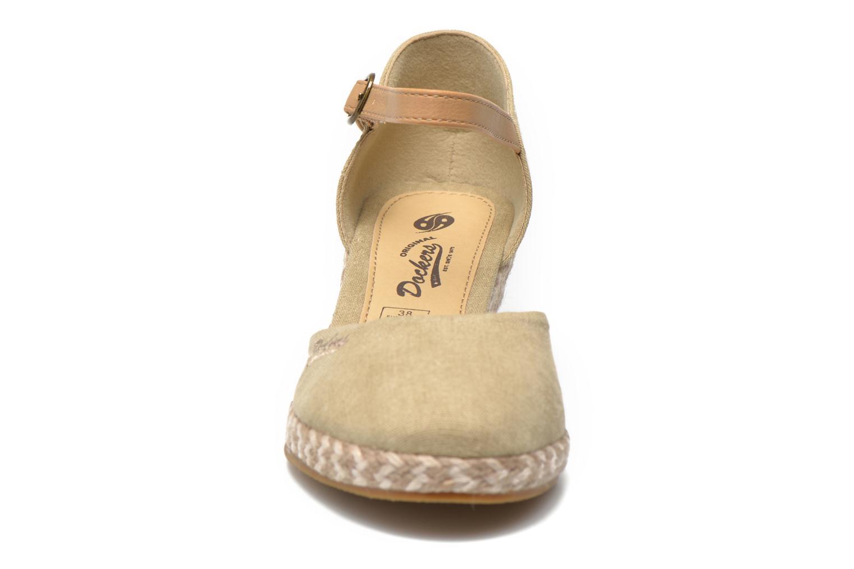 Sandals Dockers Valet Beige model view