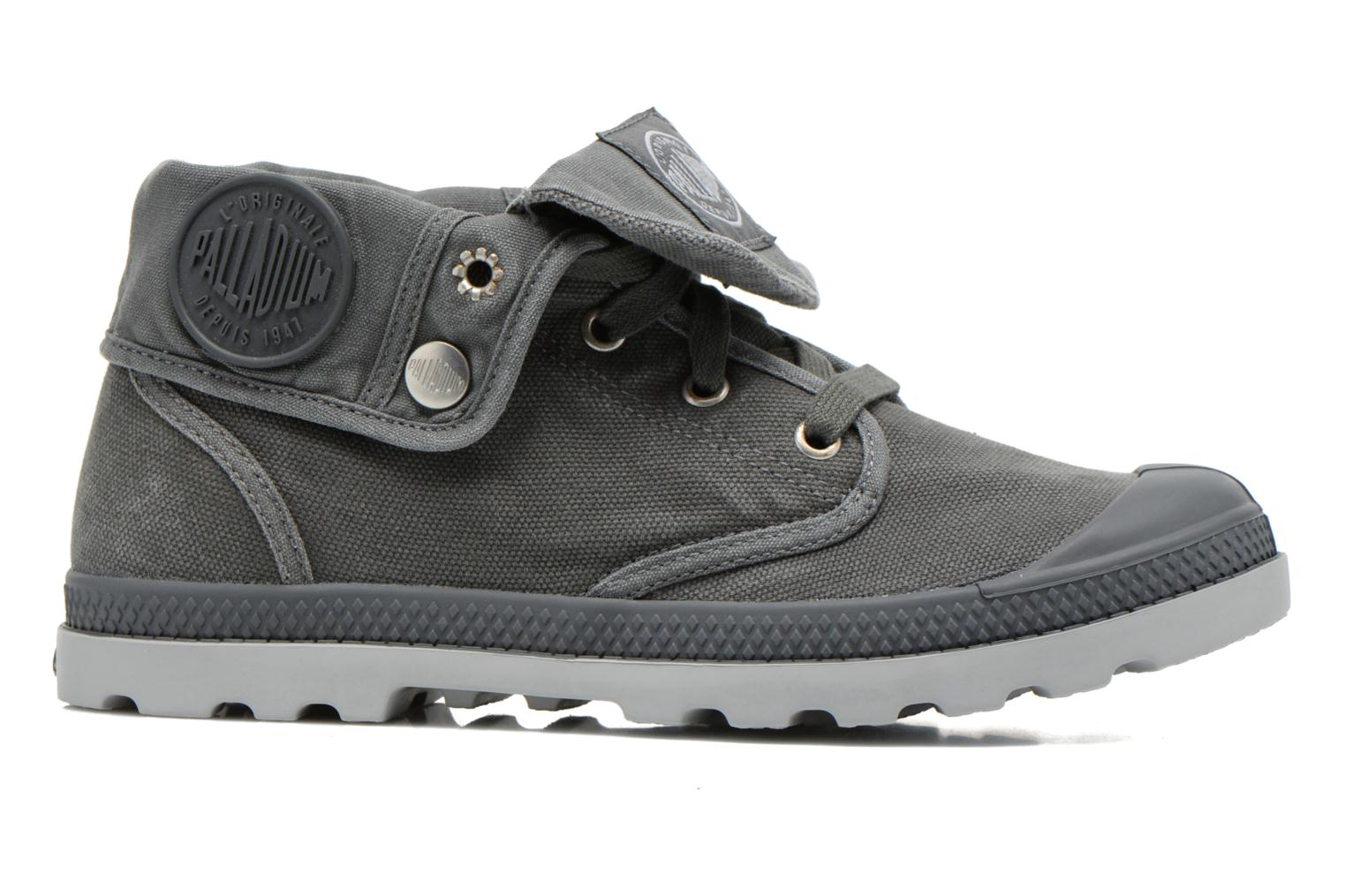 Trainers Palladium Baggy Low Lp F Grey back view