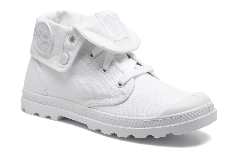 Baggy Low Lp F White/white