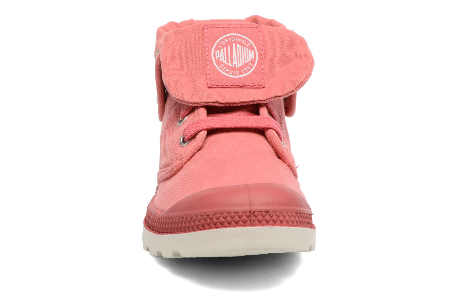 Trainers Palladium Baggy Low Lp F Pink model view