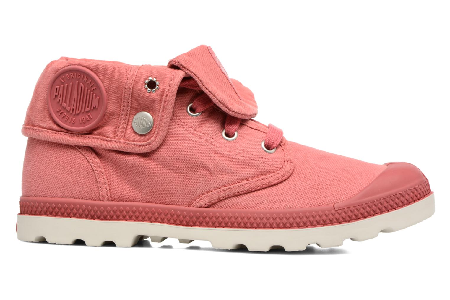 Trainers Palladium Baggy Low Lp F Pink back view