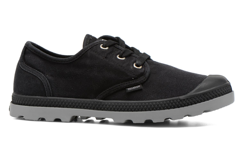 Sneakers Palladium Us Oxford Lp F Zwart achterkant
