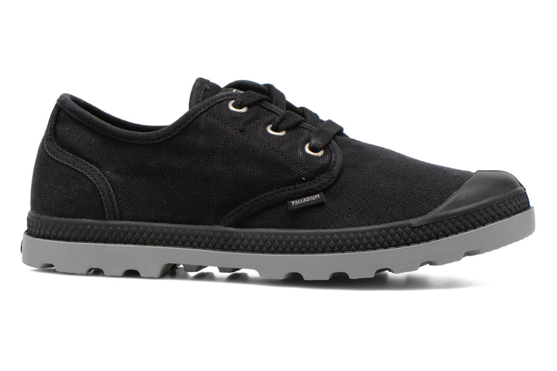Sneaker Palladium Us Oxford Lp F schwarz ansicht von hinten