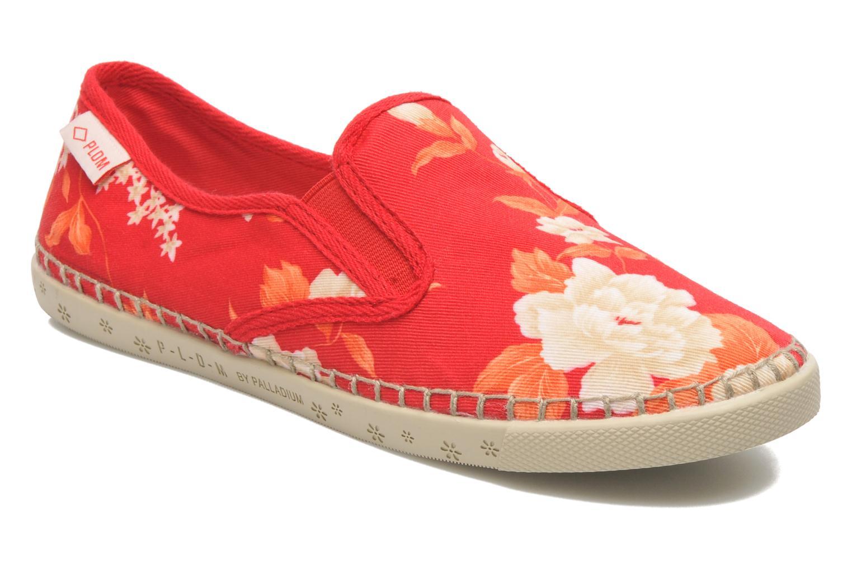 Bora Big Flower Red