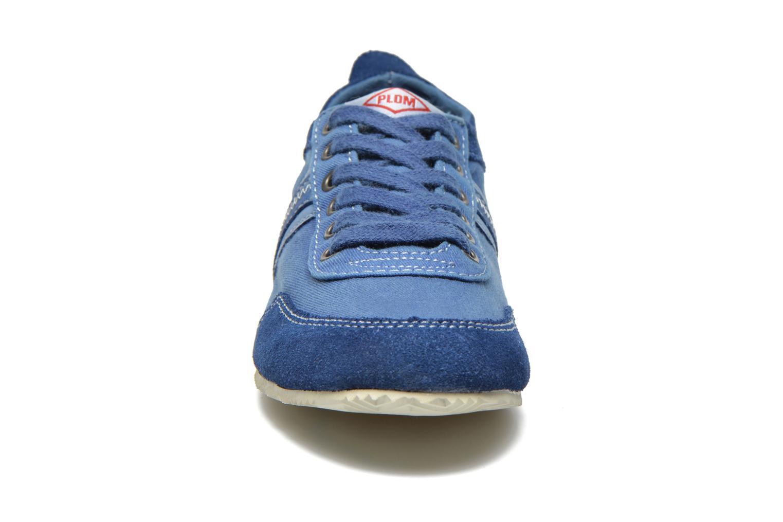 Baskets P-L-D-M By Palladium Rockville Bleu vue portées chaussures