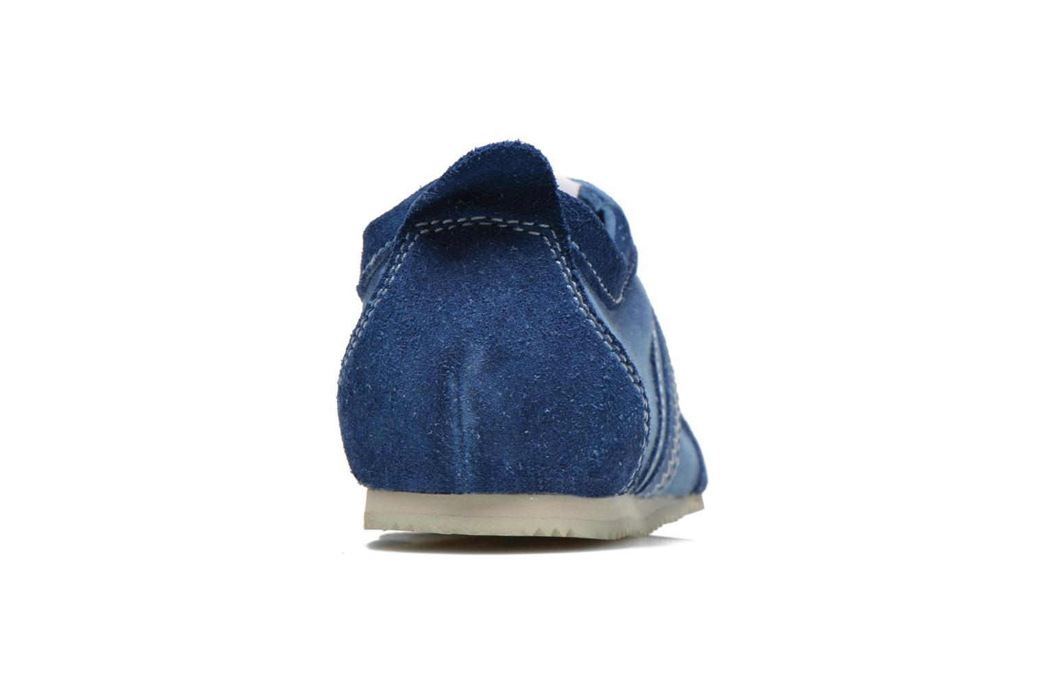 Trainers P-L-D-M By Palladium Rockville Blue view from the right