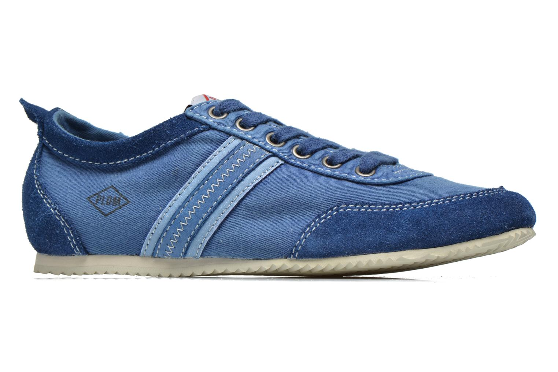 Sneaker P-L-D-M By Palladium Rockville blau ansicht von hinten