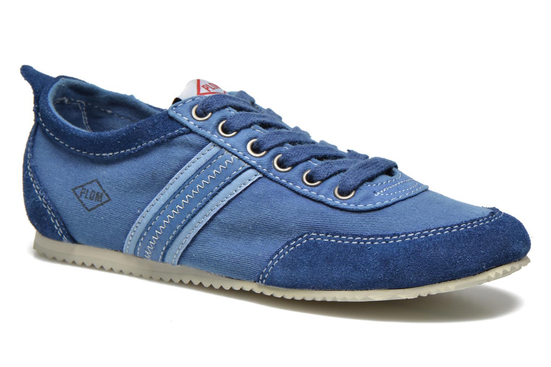 Sneaker P-L-D-M By Palladium Rockville blau detaillierte ansicht/modell