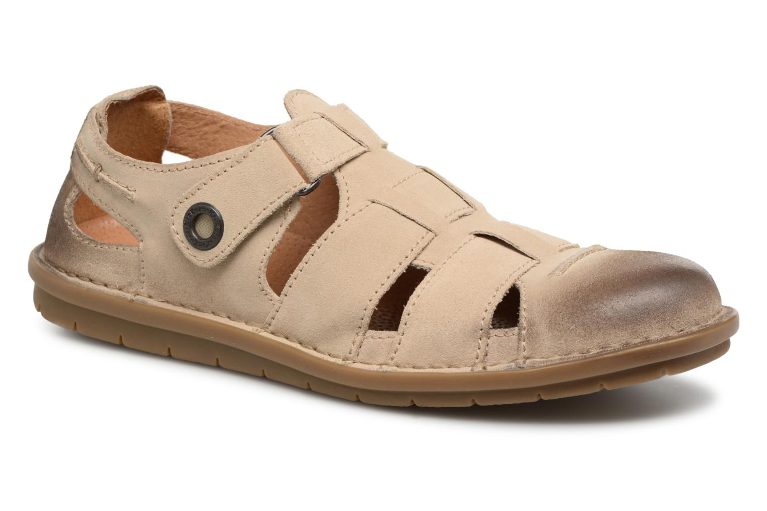 Marques Chaussure homme Kickers homme Vidal 114 CAMEL
