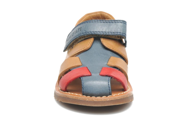 Sandals Pom d Api WAFF BOB Multicolor model view