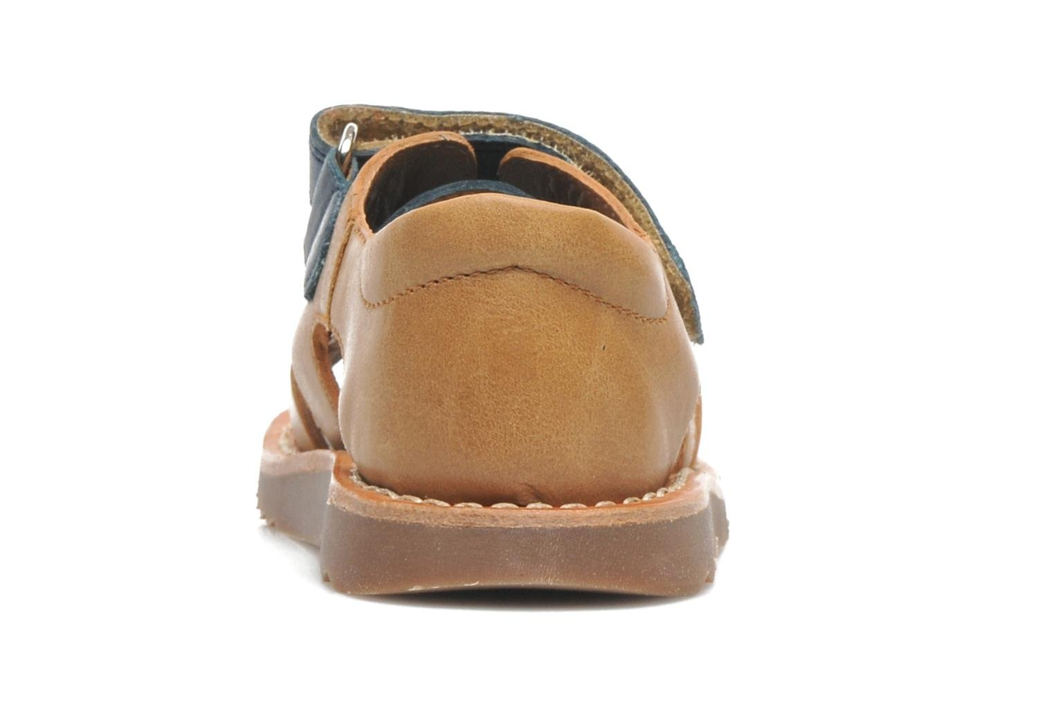 Sandals Pom d Api WAFF BOB Multicolor view from the right
