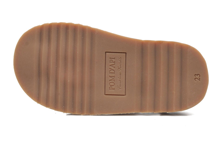 Sandali e scarpe aperte Pom d Api WAFF BOB Multicolore immagine dall'alto