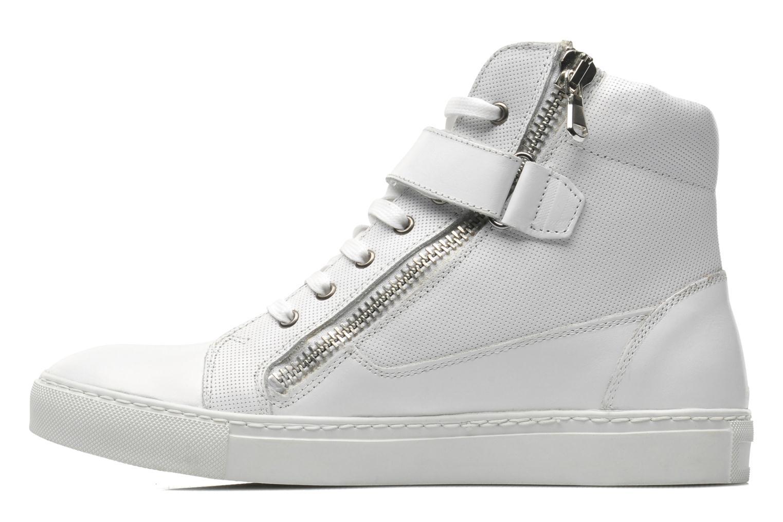 Sneakers Marvin&Co Nakali Wit voorkant
