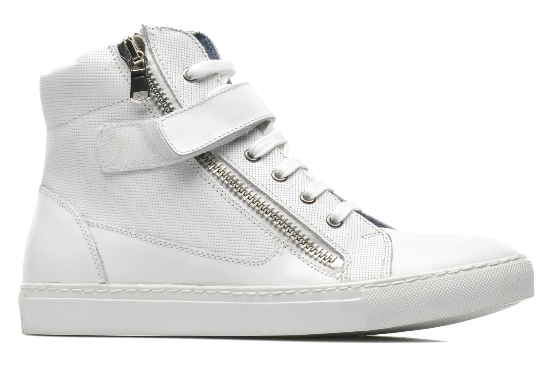 Sneakers Marvin&Co Nakali Wit achterkant