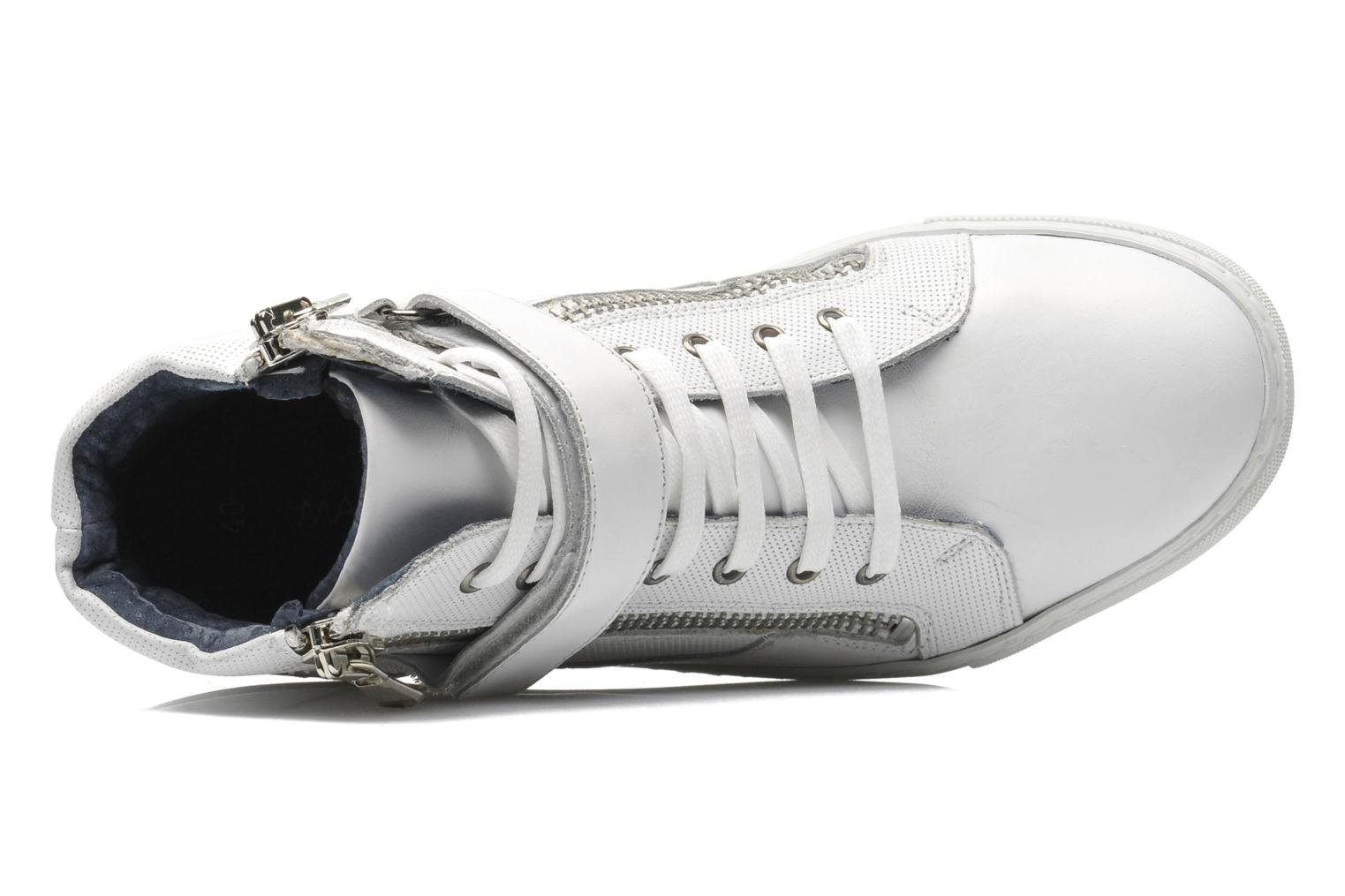 Sneakers Marvin&Co Nakali Wit links