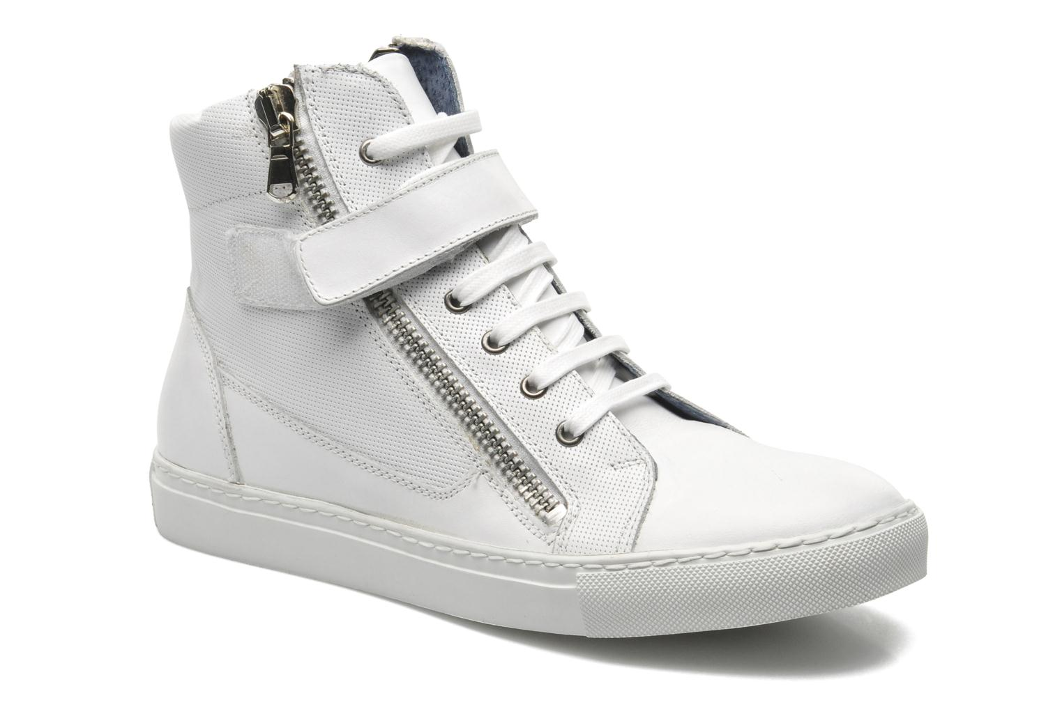 Sneakers Marvin&Co Nakali Wit detail