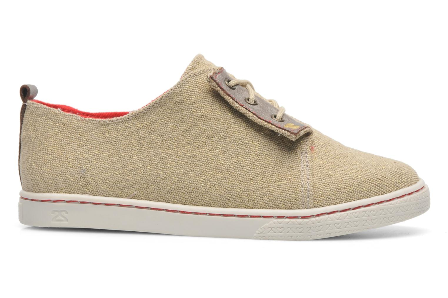 Sneakers 2 Side 2S - SWING Beige immagine posteriore