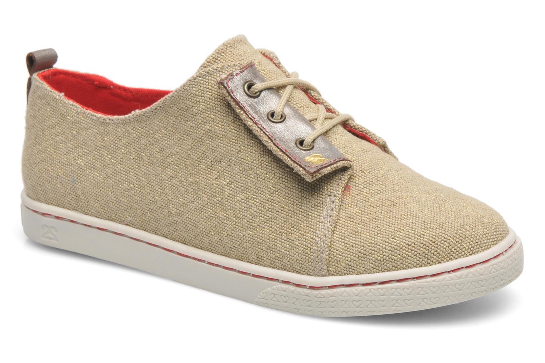Sneakers 2 Side 2S - SWING Beige vedi dettaglio/paio