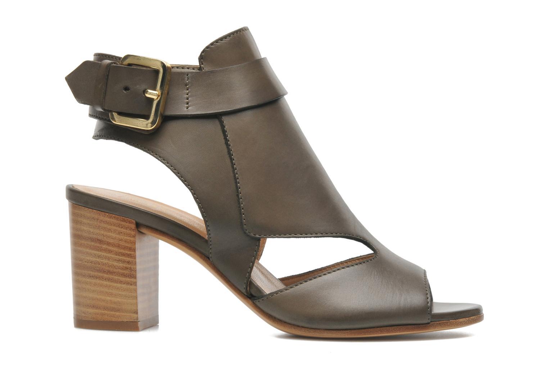 Sandales et nu-pieds Rebecca Balducci Athena Vert vue derrière