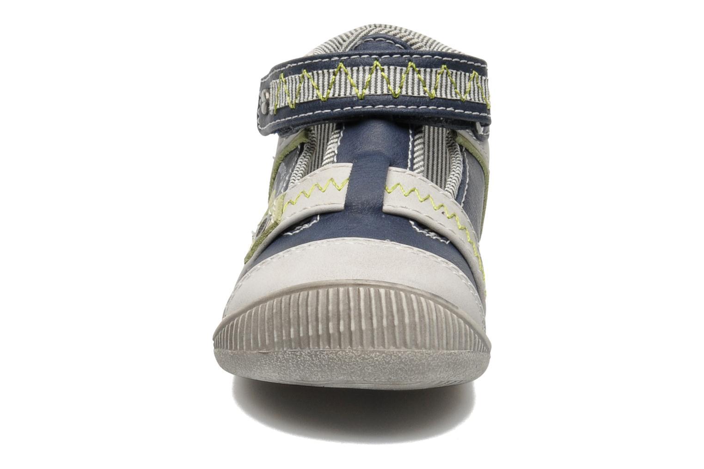 Bottines et boots Sucre d'Orge Axel Bleu vue portées chaussures
