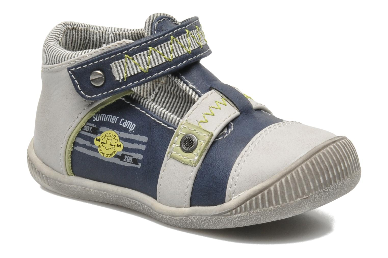 Bottines et boots Sucre d'Orge Axel Bleu vue détail/paire