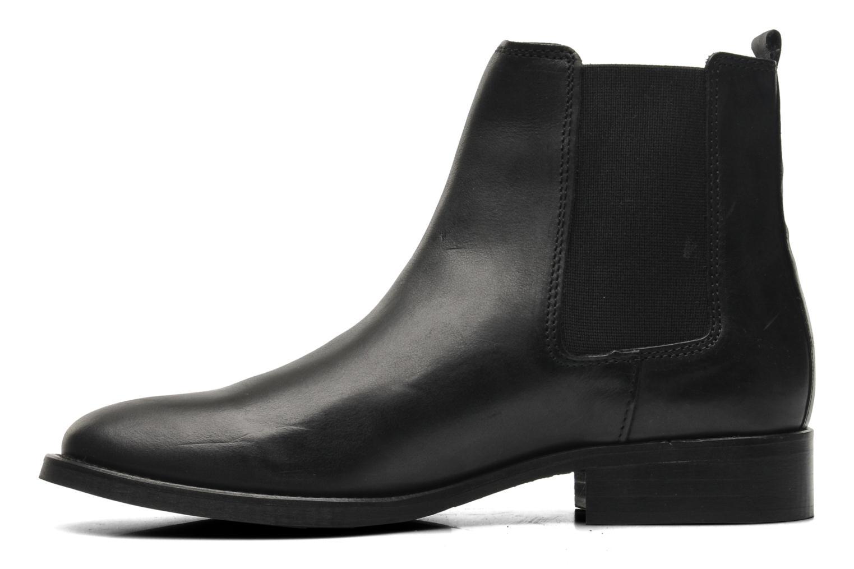 Bottines et boots Koah Whitney Noir vue face