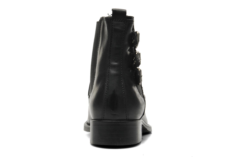 Bottines et boots Koah Whitney Noir vue droite