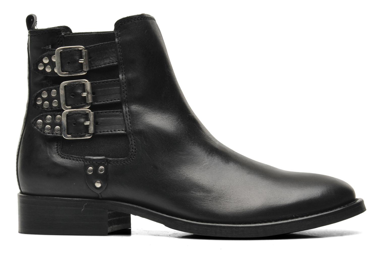 Bottines et boots Koah Whitney Noir vue derrière