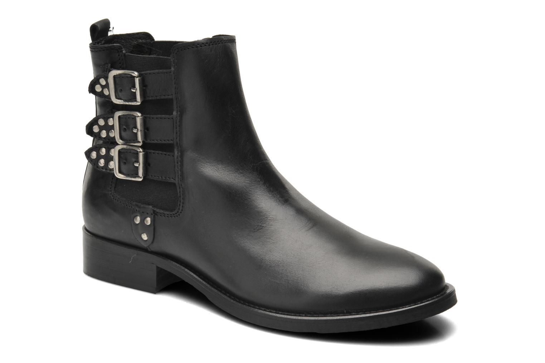 Whitney Leather Black