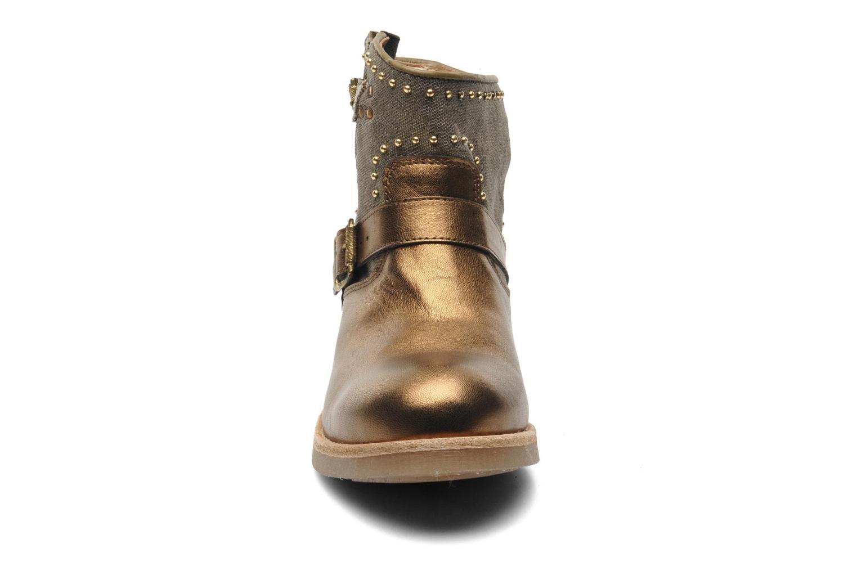 Boots en enkellaarsjes Koah Nelly Goud en brons model
